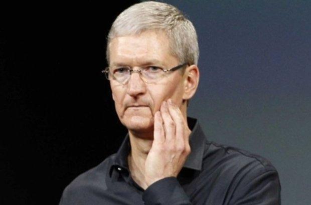 Apple CEO'su Tim Cook,  Apple, Apple şirket hissesi, Çin