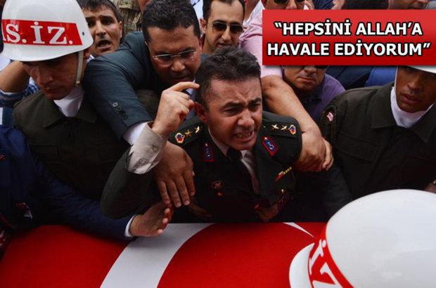 Yarbay Mehmet Alkan, Şehit Ali Alkan, TSK