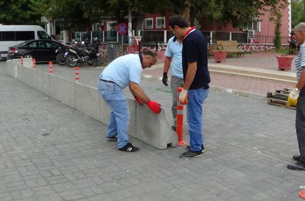 ığdır beton bariyer