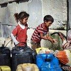 Gazze'de 120 bin kişi 'sudan' mahrum