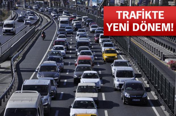 İstanbul, trafik, ihlal, uygulama