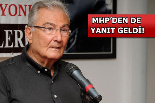Bakanlık teklif edilen Deniz Baykal HABERTÜRK'e konuştu: Cevabımın sorulmasını bile hakaret sayarım