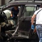 Hatay Antakya'da patlama Suriyeli komutanın aracından çıktı!