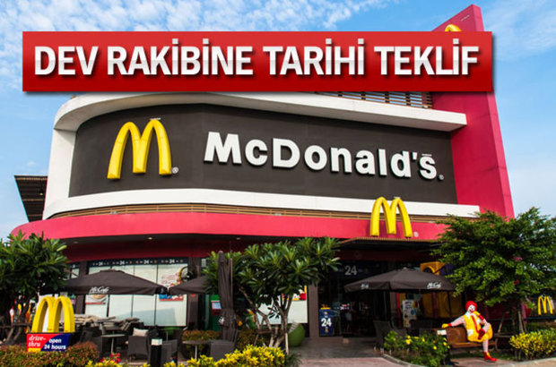 Burger King ve McDonald's bir günlüğüne güçlerini birleştiriyor
