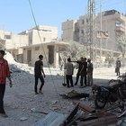 Esad güçlerinden yine klor gazlı saldırı!