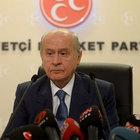Devlet Bahçeli, Tuğrul Türkeş'in kararına tepki gösterdi