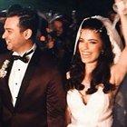 Rıza Kocaoğlu'nun kardeşi Gözde Kocaoğlu evlendi
