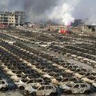 Tianjin limanındaki patlamada 12 tutuklama