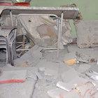 Yüksekova'da çatışmalar nedeniyle bir çok ev hasar gördü