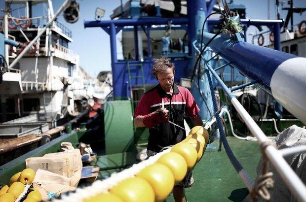 İstanbul'daki balıkçılar yeni sezona hazır