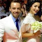 Murat Dalkılıç ve Merve Boluğur ikinci kez düğün yaptı