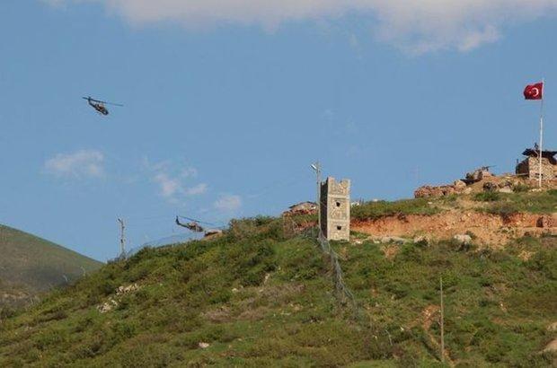 Hakkari,Şemdinli,PKK,çatışma