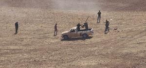 Halep'te 50 IŞİD militanı öldürüldü