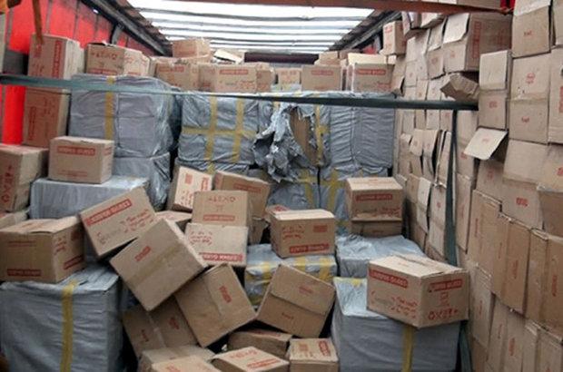 Kars Emniyet Müdürlüğü Kaçakçılık ve Organize Suçlarla Mücadele,kaçak sigara operasyonu,