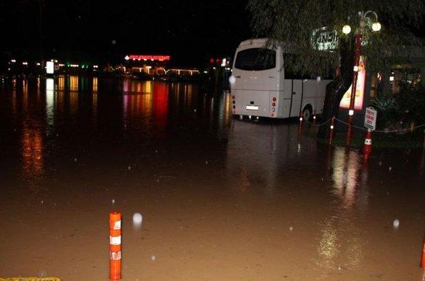 Meteoroloji, Giresun'a kuvvetli yağış uyarısı