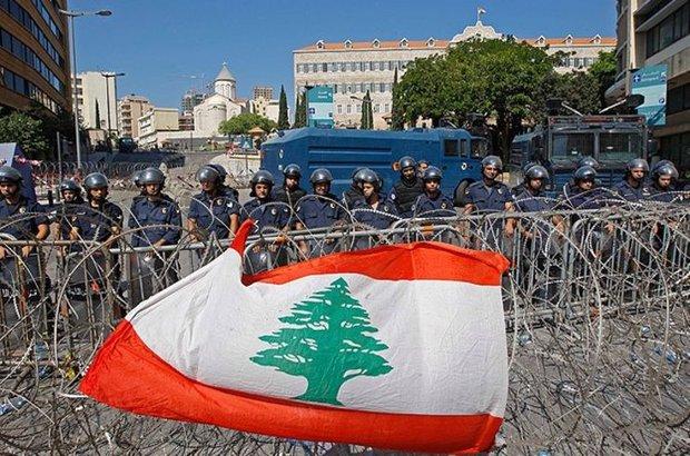 Lübnan hükümeti,protesto,