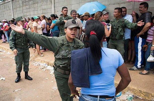 Venezuela,Kolombiya,sınırdışı,