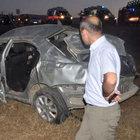 Muş'taki kazada 2 asker şehit oldu, 1 asker yaralı