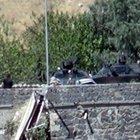 Cizre'de Garnizon Komutanlığı'na saldırı