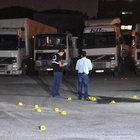 Bağcılar'da TIR garajına ateş açıldı: 1 yaralı