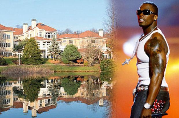 50 Cent, ev , satış ,iflas
