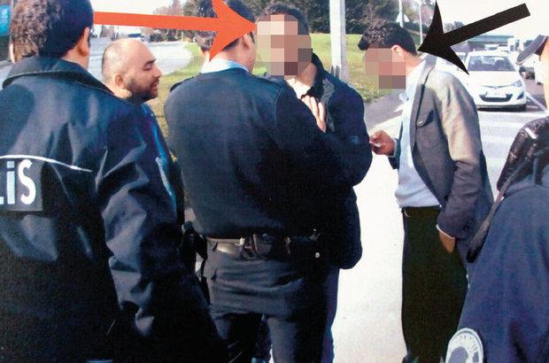 Polise rüşvet teklifine 12'şer yıl hapis istemi