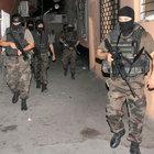 PKK'nın uyuşturucu trafiği deşifre edildi