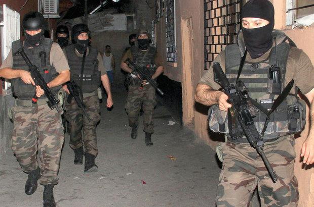 PKK'ya 1 yılda 381 uyuşturucu operasyonu yapıldı