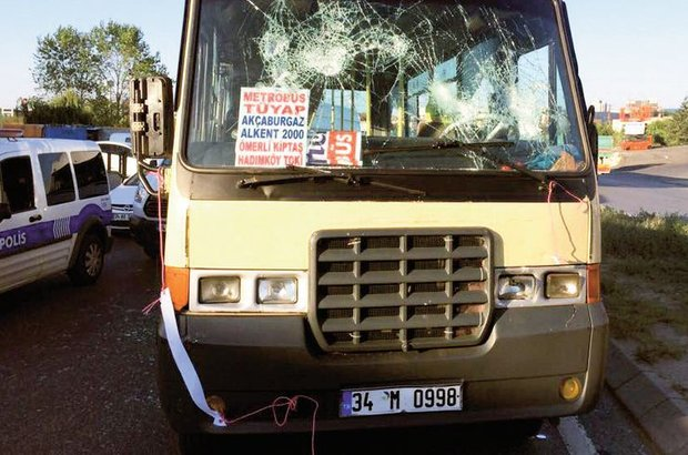 Otobüsçü-minibüsçü gerginliği can yakacak