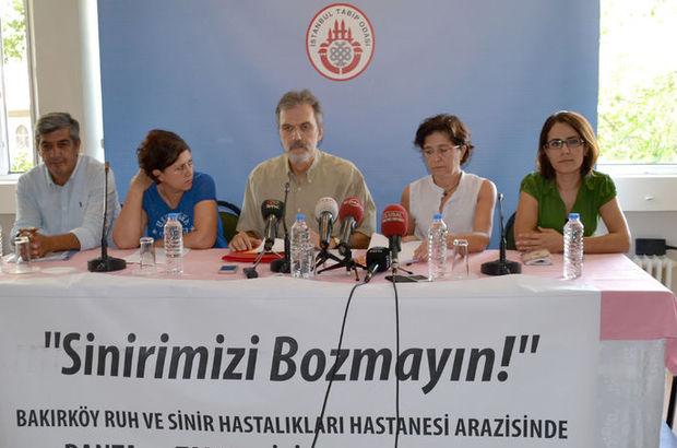 'Bakırköy projesi kamuoyuna açıklansın'