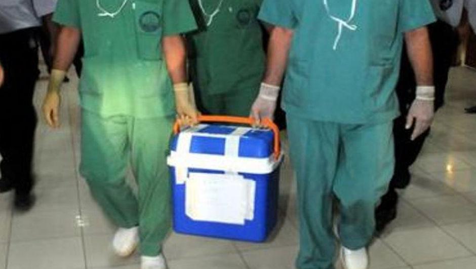 Sağlık Bakanlığı, organ nakli, jet uçak, Osman Nacar