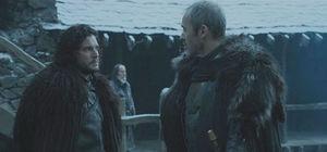 George RR Martin, Stannis'in Game Of Thrones'taki akıbetini açıkladı