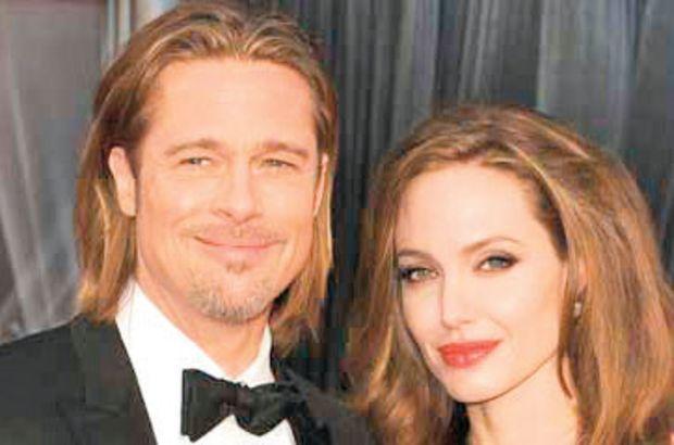 Hollywood  Brad Pitt  Angelina Jolie