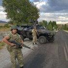 Erzincan'da 1 kadını öldüren teröristlerden biri öldürüldü
