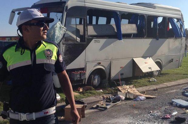 Konya İstanbul Yolu Türmak Kavşağı Mehmet Ali Özdemir Ahmet Karadeli