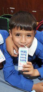 Okul sütü haftanın 3 günü dağıtılacak