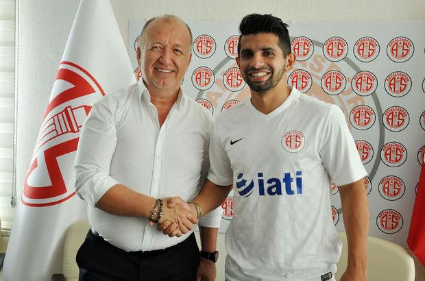 Antalyaspor Guilherme Gusmao