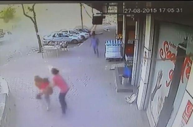Gaziosmanpaşa'daki patlama ortalığı savaş alanına çevirmişti