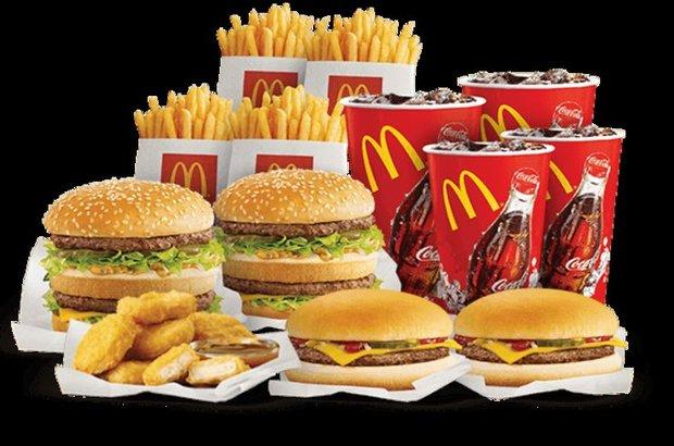 Burger King, McDonald's, hamburger, New York Times