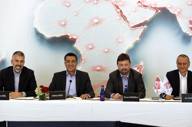 Vodafone CEO'su Gökhan Öğüt, 45G ihalesinde kazanan tüketicimiz oldu dedi