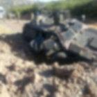 Bingöl'de zırhlı polis aracına saldıranlar yakalandı