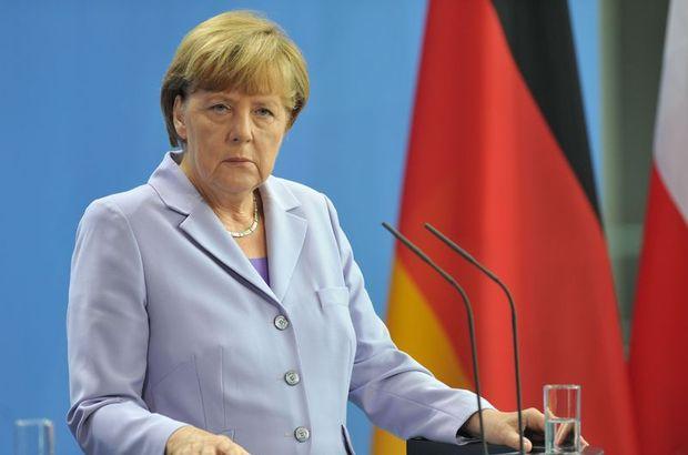 Merkel, Danimarka Başbakanı Lars Lökke Rasmussen,