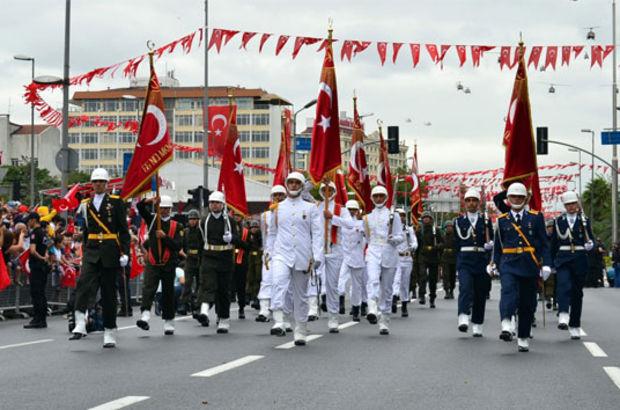 Manisa'da 30 Ağustos Özel Kahramanlık Türküleri ve Drama Gösterisi,