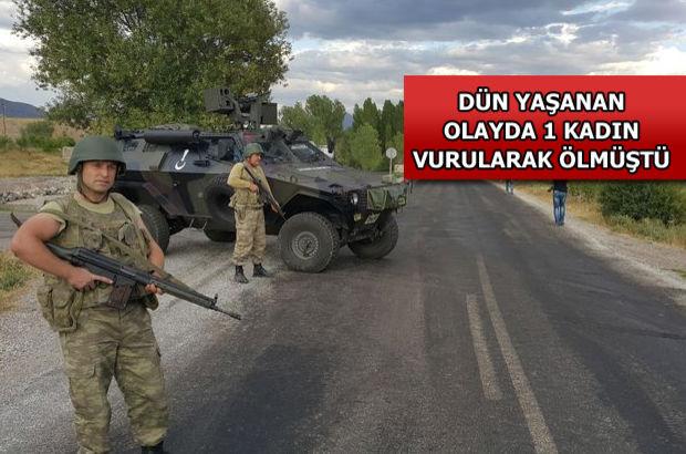 PKK, Erzincan Kemah Karayolu,  Ali Rıza Vural, Erzincan Valiliği