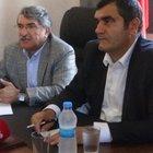 CHP heyeti Hakkari'de incelemelerde bulundu