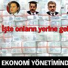 Ekonomi yönetiminde değişiklik