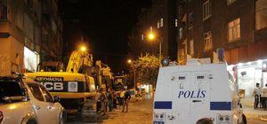 Diyarbakır'da PKK'lılarla polis çatıştı: 2 kişi yaralandı