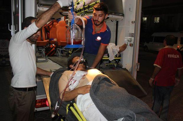 Suriye,Azez kenti,yaealı tedavi,