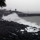 Rize'nin doğusu ile Artvin'in kıyı kesimlerinde kuvvetli yağış bekleniyor