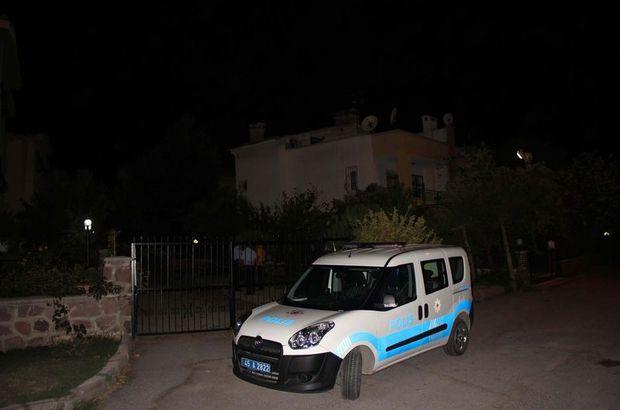 Manisa, Polis, Manisa Emniyet Müdürlüğü Trafik Tescil Şube Müdürlüğü,cinayet,Beytullah Türkyılmaz,Gülay Memiş,